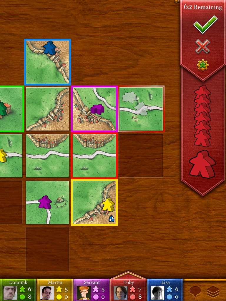 Carcassonne Instructions in English